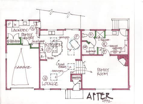 tri level house plans 1970s superior tri level house plans 1970s 4 091709 spaces
