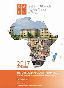 Housing Finance in Africa Yearbook - CAHF | Centre for ...