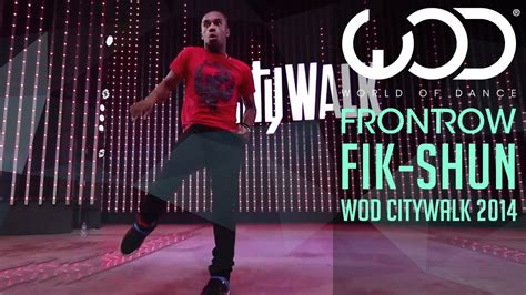 Fikshun  World Of Dance Live  Frontrow  Citywalk 20