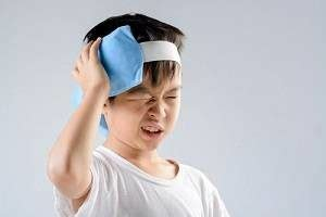 head injuries   long term problems  young
