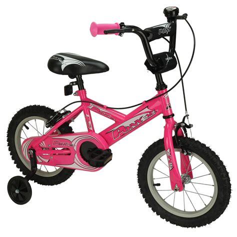 Pony 12 Inch Bmx Kids Bicycle  Pink Jollymap