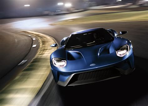 2017 Ford Gt Specifications Will Leave You Disappointed