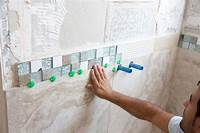 how to tile How to Tile a Shower