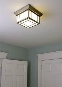 Small bedroom light craftsman ceiling lighting
