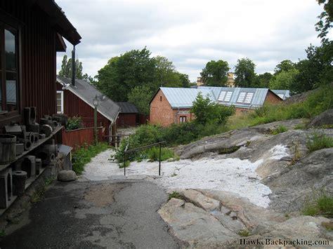 Skansen - HawkeBackpacking.com