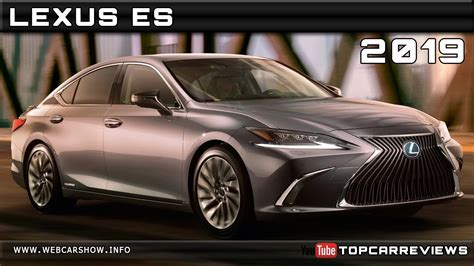 lexus es review rendered price specs release date