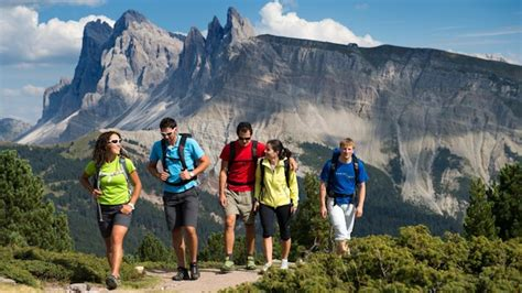 Autumn Hiking In Italys Dolomites