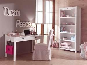 Bureau Enfant Fille Chambre Emile Au Style So Romantique