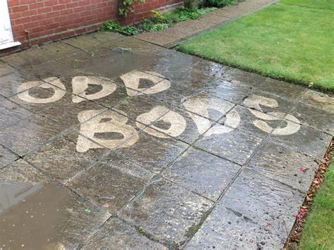 patio paving cleaning norfolk bods