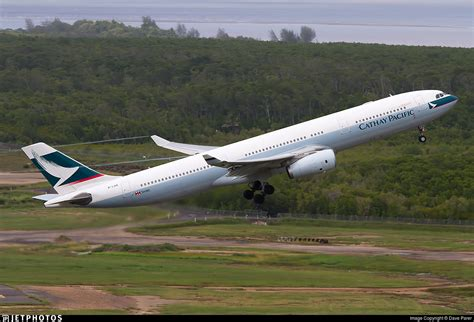 lan airbus   cathay pacific airways dave