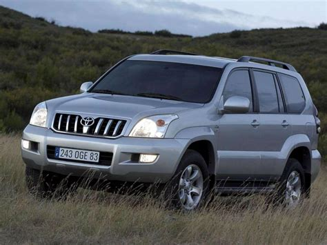 Toyota Land Cruiser Picture by Toyota Land Cruiser Prado Picture 12 Reviews News