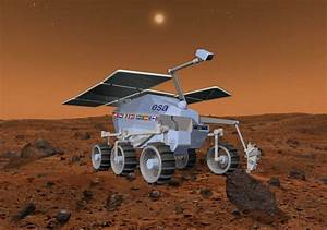 NASA Poised to Join Europe's Mars Rover Mission