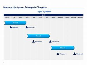 project plan templates in powerpoint excel With high level project plan template ppt