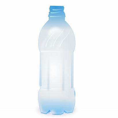 Bottle Pet Plastic Water Clipart Recycle Recycling