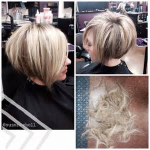 Short Stacked Pixie Bob Haircuts