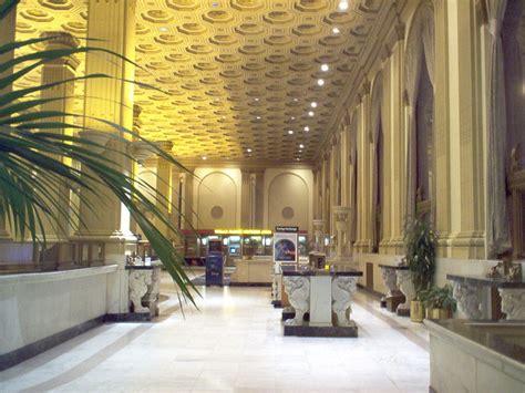 national bank crocker bank lobby montgomery