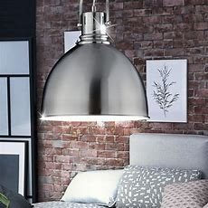 Decken Pendel Hänge Lampe Leuchte Vintage Industrie Design