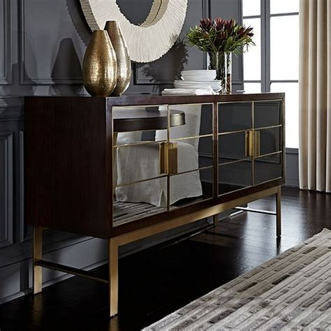 mirrored sideboard buffet the best mirrored buffets and sideboards on 4164