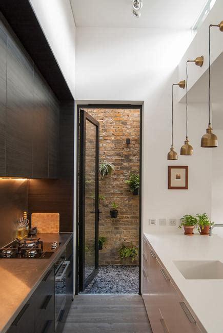 modern galley kitchen ideas modern kitchen design ideas galley kitchens maximizing