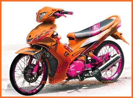 Modifikasi Jupiter Mx Jadi Motor Sport by 7 Tips Modifikasi Yamaha Jupiter Mx Kamu Jadi Lebih Ngebut