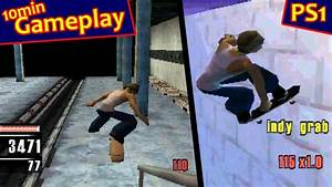 Thrasher: Skate and Destroy ... (PS1) - YouTube