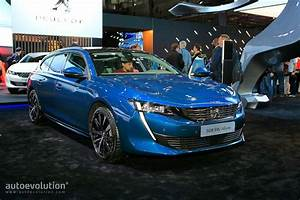 Peugeot 508 Sw Gt : 2019 peugeot 508 gt is a 225 hp lightweight wagon in paris autoevolution ~ Medecine-chirurgie-esthetiques.com Avis de Voitures