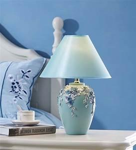 Creative, European, Table, Lamp, Bedroom, Bedside, Lamp, Pastoral, Warm, Cute, Simple, Living, Room
