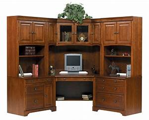 Americana Home Office Modular Corner Desk