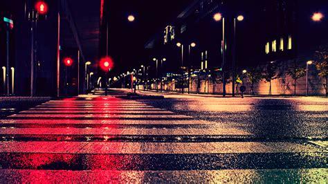 street city road cityscape photography night