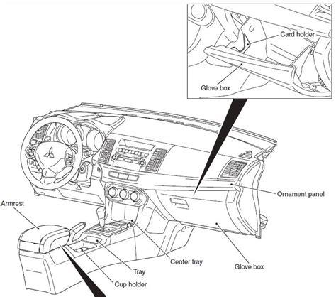 Mitsubishi Lancer Repair Manual Online Sharing