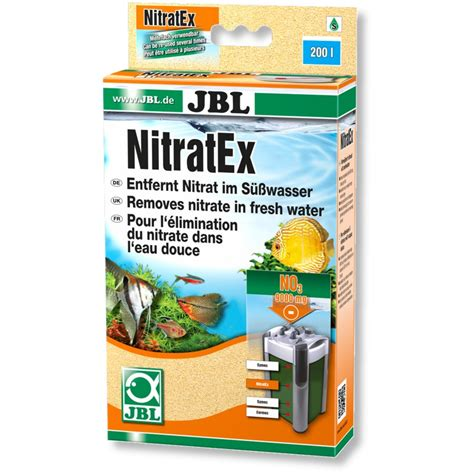 remove nitrates from aquarium jbl nitratex nitrate remover filter media