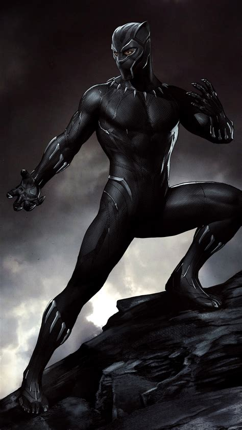 Black Panther Artwork 5k Wallpapers  Hd Wallpapers Id