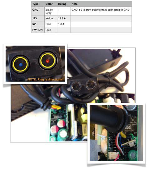 ielk xbox one power supply pinout