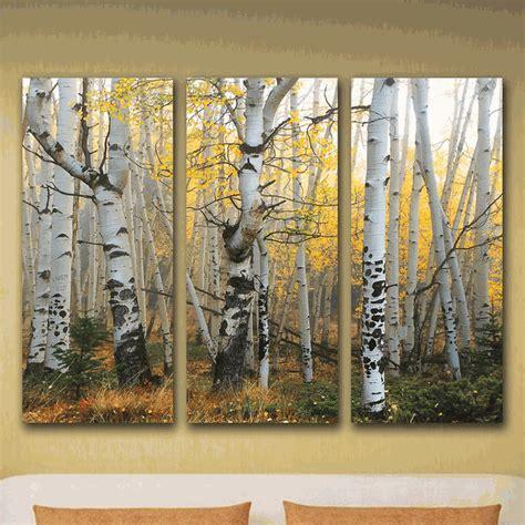 aspen sunrise triptych personalized wall art  pcs