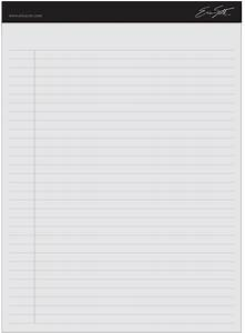 yellow legal pads colored legal pads professional pads With custom letter pads