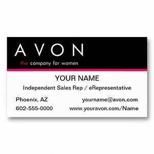 17 best avon business cards templates images on pinterest With avon gift certificates templates free