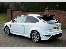 2010 Ford Focus RS 25 Frozen White – Best Cars