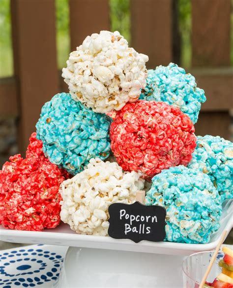 colored popcorn balls best 25 blue popcorn ideas on colorful