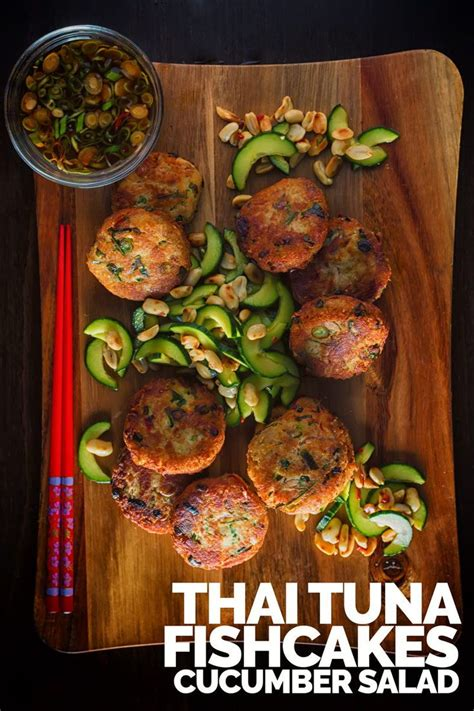 Gordon ramsay ultimate fit food. Thai Tuna Fish Cakes Recipe with a Dipping Sauce   Recipe   Tuna fish cakes, Spicy recipes, Fish ...
