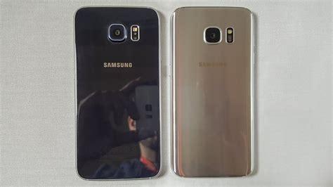 galaxy s7 vs galaxy s6 vale a pena trocar um pelo outro androidpit