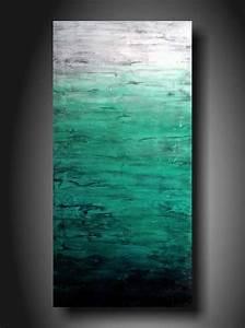 DIY Textured Canvas Art
