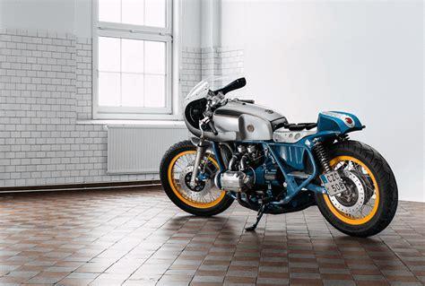 Raser Landstrasse by Honda Cafe Racer Bike All About 2 Wheels Honda