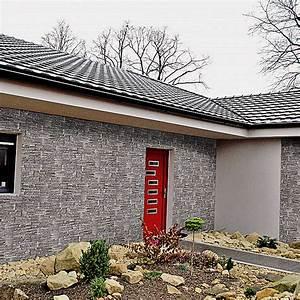 Bauhaus Türen Außen : wandverkleidung sootblack 11 2 x 39 cm anthrazit steinoptik bauhaus ~ Buech-reservation.com Haus und Dekorationen