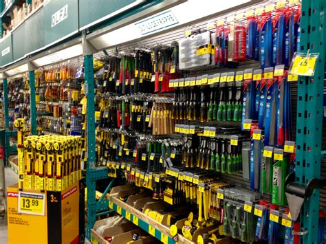 hand tool shopping  foreign big box stores rainford