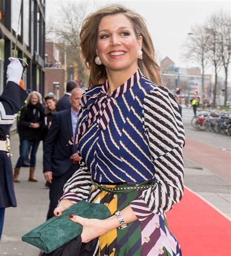 La Reina Máxima Recicla El Vestido Que Podrían Llevar Las