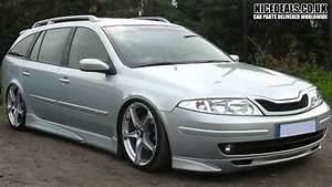Renault Laguna Body Kits  Sports Bumpers  Fenders  Wings