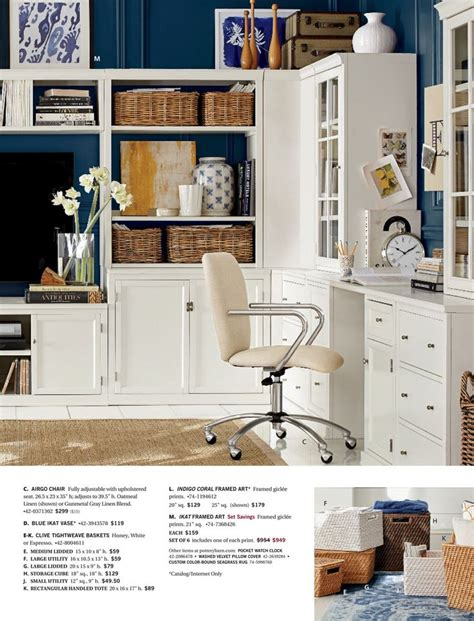 1000 ideas about pottery barn desk on pottery barn office knock decor and