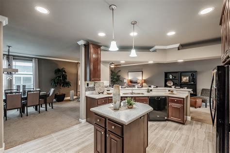Kitchen appliances complete the kitchen of a home. Palm Harbor (Albany,OR) 4+ Bedroom Manufactured Home Timber Ridge Elite for $146900 | Model ...