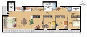 document non trouve erreur 404 faire construire sa maison With awesome plan de belle maison 1 maison contemporaine 10 detail du plan de maison