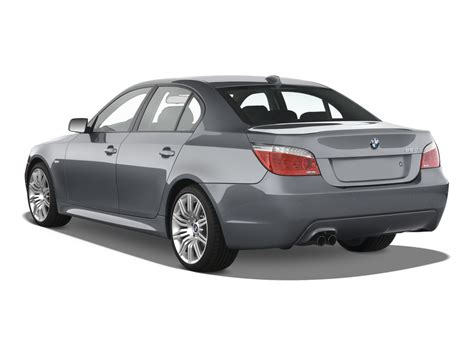 2010 Bmw 5series Reviews And Rating  Motor Trend
